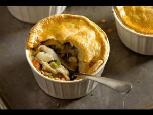 Chicken Pot Pies One Pot Chef