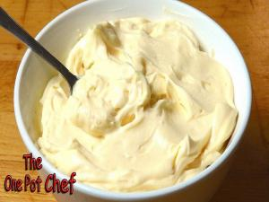 Home Made Mayonnaise