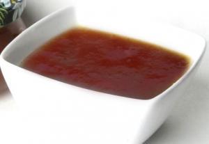 Apricot Plum Sauce