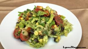 Southwest Cilantro Lime Salad 1017680 By Lynnsrecipes