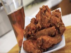 4 Step Buffalo Wings