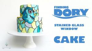 Finding Dory Cake 1016726 By Creativecakesbysharon