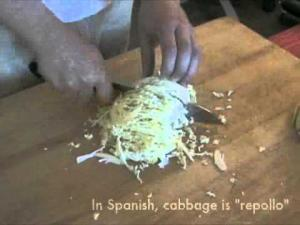 How To Shred Cabbage For Coleslaw 1017918 By Seriouseats