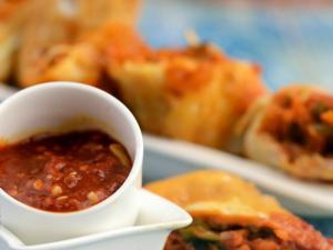 Schezuan Sauce By Tarla Dalal