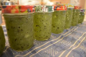 How To Make Kiwi Freezer Jam 1017065 By Cookingwithkimberly