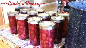 Canning Cherry Pie Filling 1017013 By Lindaspantry