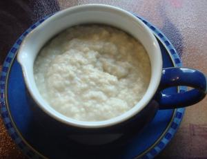 Microwave Bread Sauce