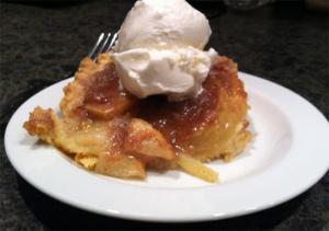 Easy Apple Kuchen