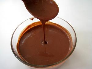 Microwave Chocolate Sauce