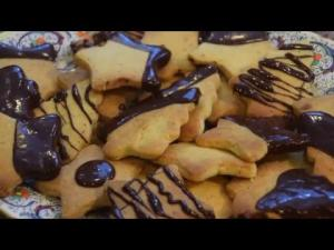 Delicious Almond Shortbread Cookies 1014975 By Cookingitalianwithjoe