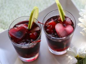 Vodka Cherry Limeade