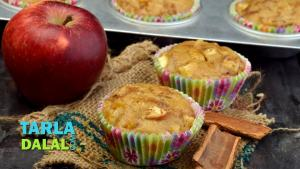 Apple Cinnamon Muffins 1016797 By Tarladalal