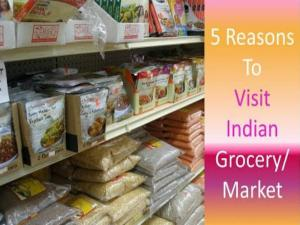 Five Reasons Why I Love Indian Grocery Market Tour