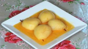 How To Make The Perfect Pears In Maple Syrup 1006112 By Videojug