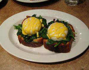 Florentine Eggs Benedict