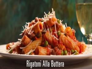 Rigatoni Alla Buttera