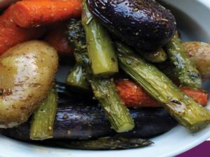 Skinny Roasted Veggies Recipeok