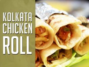 Chicken Roll