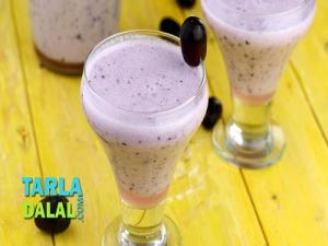 Black Grape Lassi