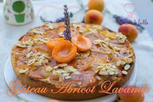 Gteau Abricot Lavande 1017755 By Cuisinedefadila