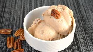 Browned Butter Pecan Ice Cream Recipewith Or Without A Machine 1016962 By Cookingwithcarolyn