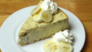 Banana Cream Pie Cheesecake One Pot Chef