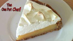 Lemon Meringue Pie One Pot Chef