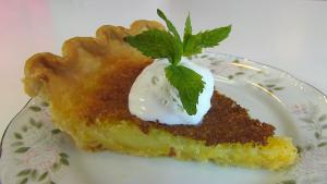 Bettys Southern Cornmeal Pie 1017710 By Bettyskitchen
