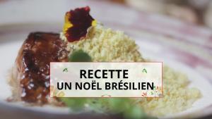 Recette De Noel Une Idee De Poisson Venue Du Bresil