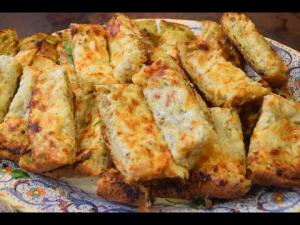 Garlic Bread With Gooey Melted Cheese 1014982 By Cookingitalianwithjoe