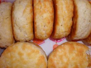 Garlic Cheese Biscuits