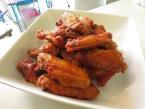 Sweet Spicy Buffalo Wings