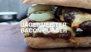 Jagermeister Bacon Burger