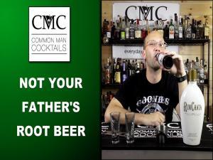 Root Beer Float Shooter