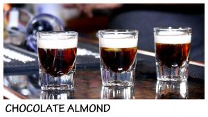 Chocolate Almond Shots 1017019 By Commonmancocktails