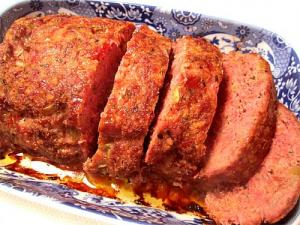 Homemade Meat Loaf