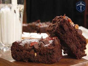Flour Less Brownies Recipe