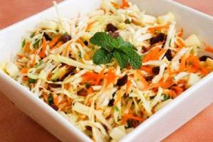 Make Ahead Coleslaw