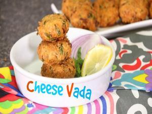 Cheese Vada