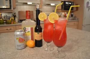 How To Make Watermelon Citrus Balsamic Cocktails Wine Country Kitchens With Kimberly 1016822 By Cookingwithkimberly