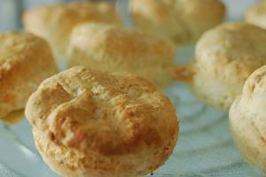 Low Fat Baking Powder Biscuits
