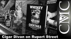Cigar Divan On Rupert Street