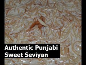 Authentic Punjabi Sweet Seviyan Dessert 1014864 By Chawlaskitchen