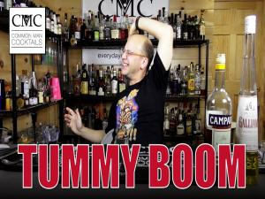The Tummy Boom Shot