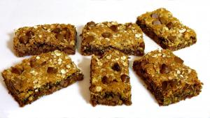 Choc Chip Backpacker Energy Bars