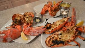 How To Grill Napa Jacks Citrus Herb Lobster Halves 1019685 By Cookingwithkimberly