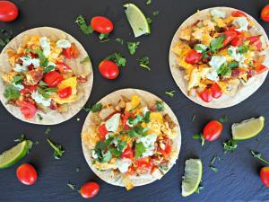 Breakfast Recipe Breakfast Tacos 1017682 By C 4 Bimbos