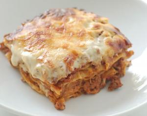 Souper Quick Lasagna