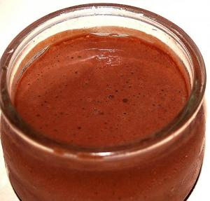 Taste Of Chocolate Custard