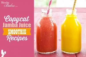 2 Diy Jamba Juice Smoothie Recipes Made Healthier 1016501 By Blenderbabes